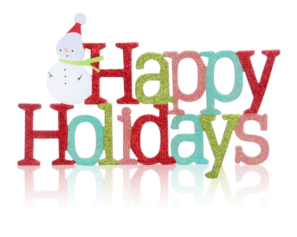 happy holidays 2013 clipart hd