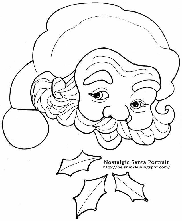 Free Old World Santa Pictures, Download Free Clip Art