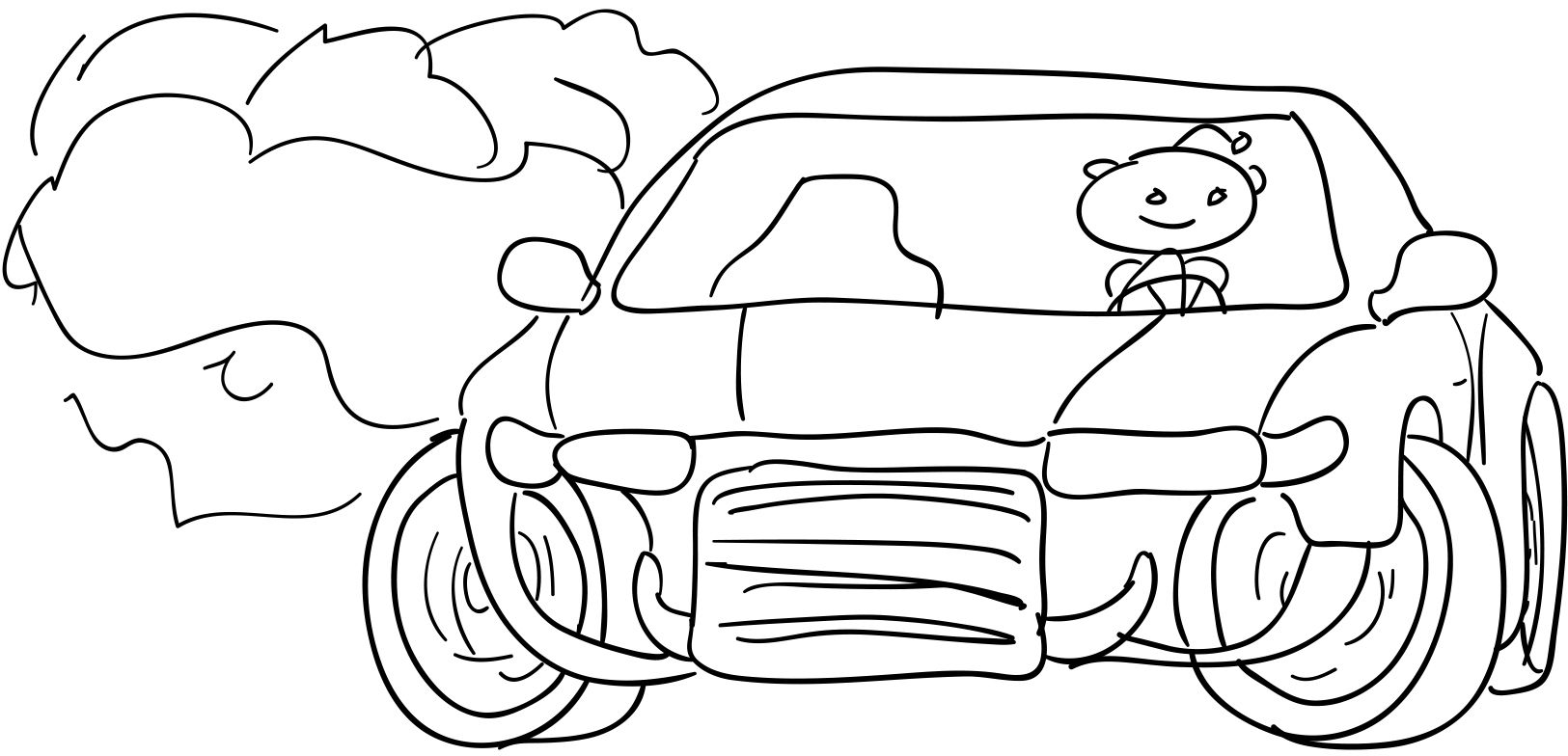 Free Outline Drawing Of Drift Cars Download Free Clip Art