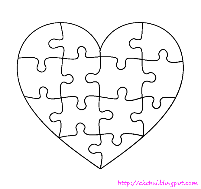 Free Puzzle Template, Download Free Clip Art, Free Clip