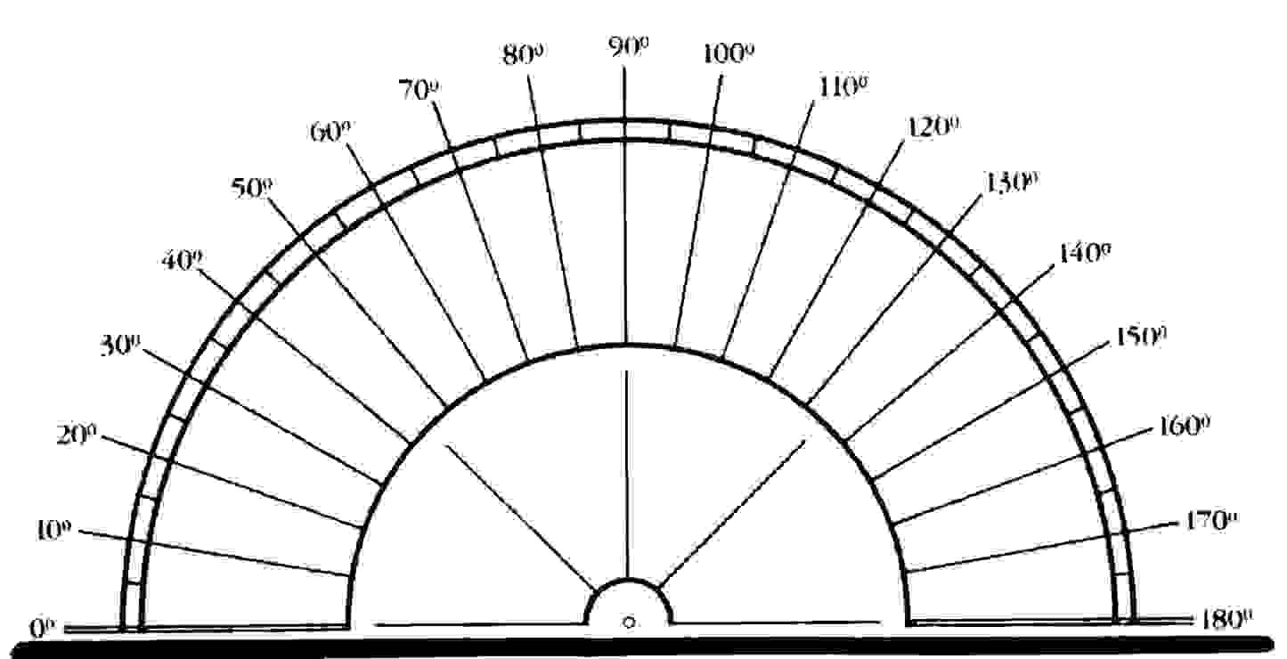 Free Printable Protractor, Download Free Clip Art, Free