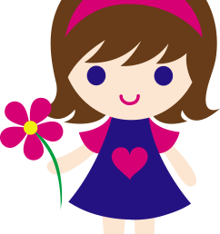 images for girl author clipart [ 4330 x 6214 Pixel ]
