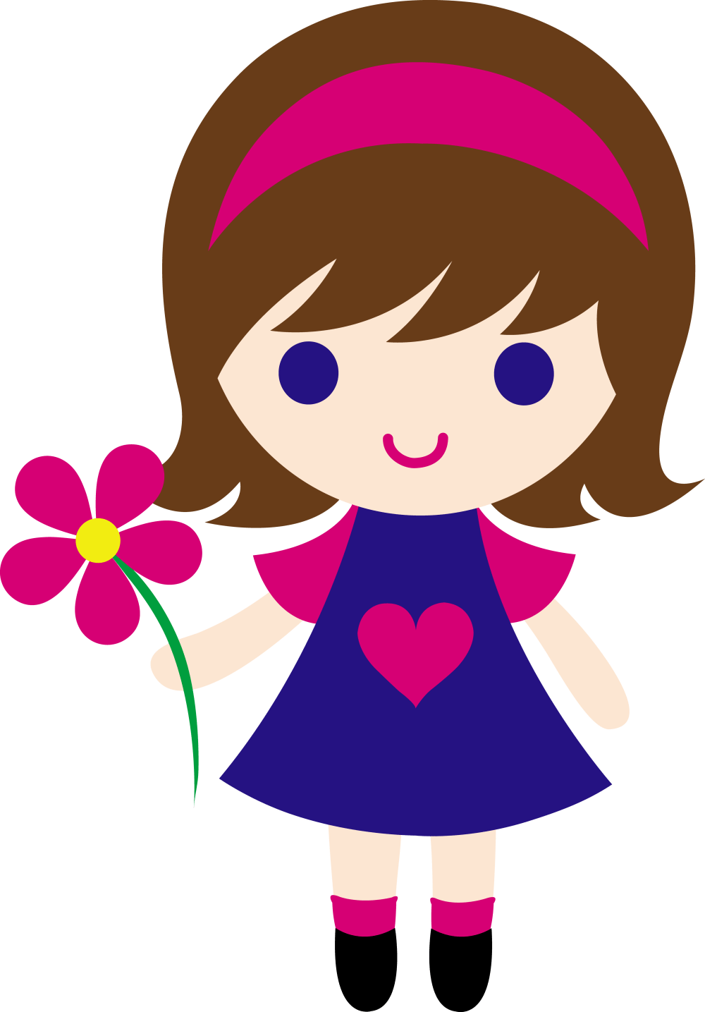 medium resolution of images for girl author clipart