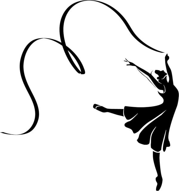 free ballet dancer clipart