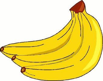 free bananas clipart