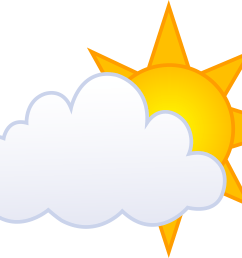 weather symbols mostly cloudy images pictures becuo weather symbols mostly cloudy images pictures becuo sun and cloud clipart library [ 7951 x 5793 Pixel ]