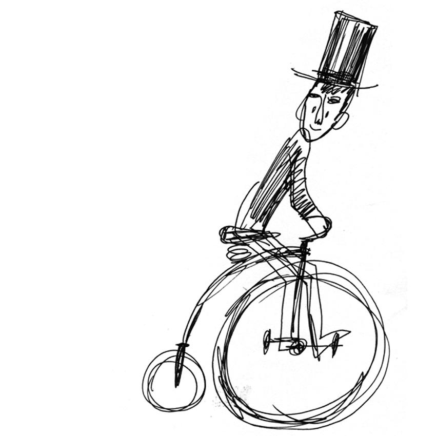 Free Cartoon Bike Rider, Download Free Clip Art, Free Clip