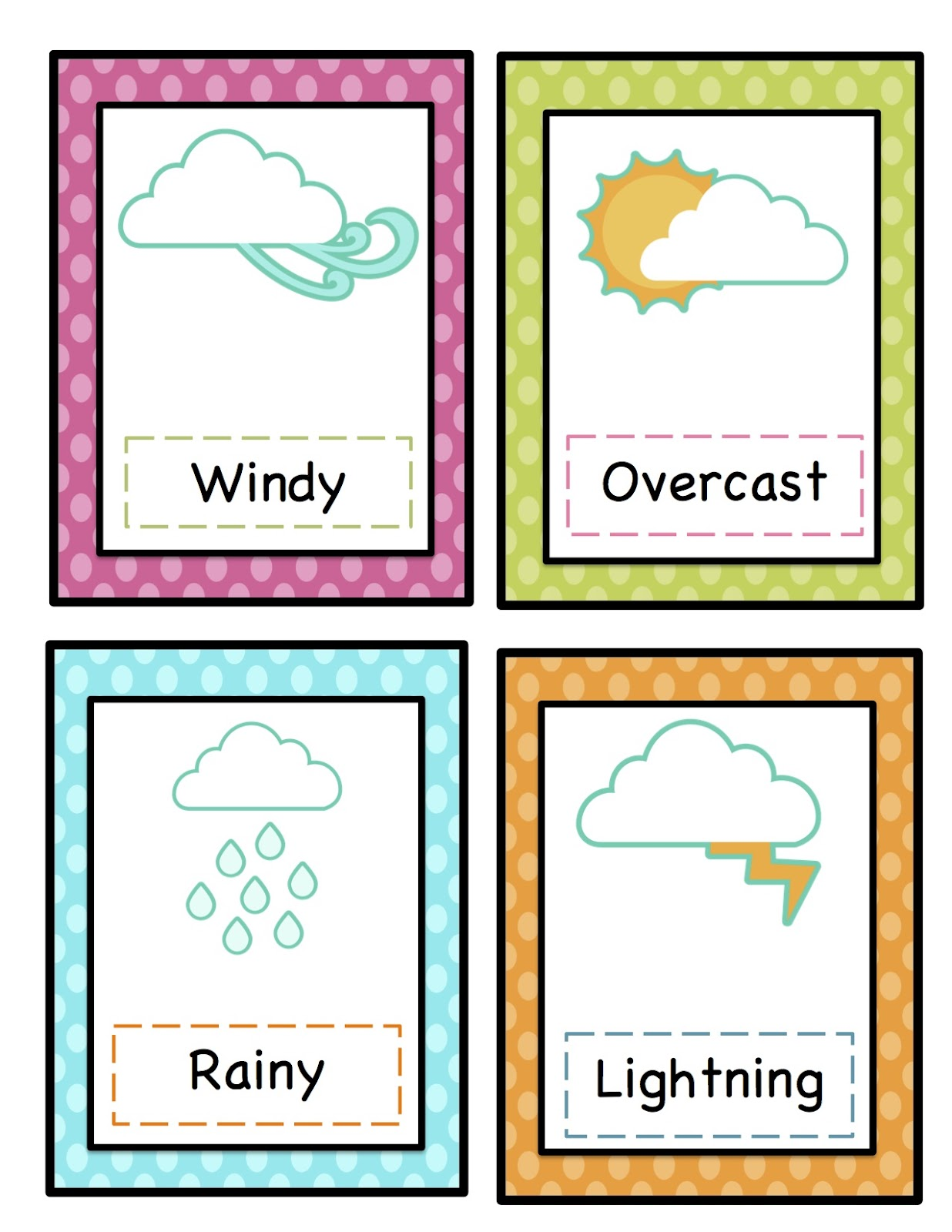 Free Weather Images For Kids Download Free Clip Art Free