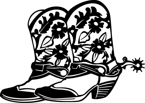 small resolution of cowboy boots cartoon images pictures becuo