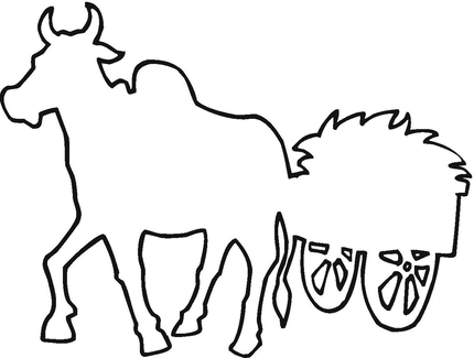Free Cow Outline, Download Free Clip Art, Free Clip Art on