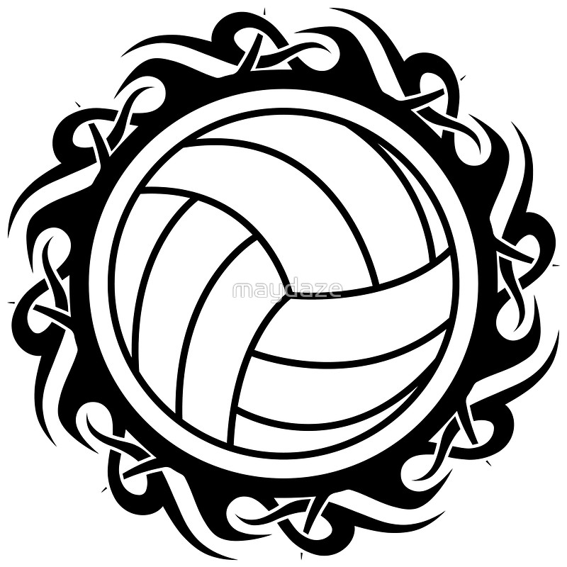 Free Volleyball Illustrations, Download Free Clip Art
