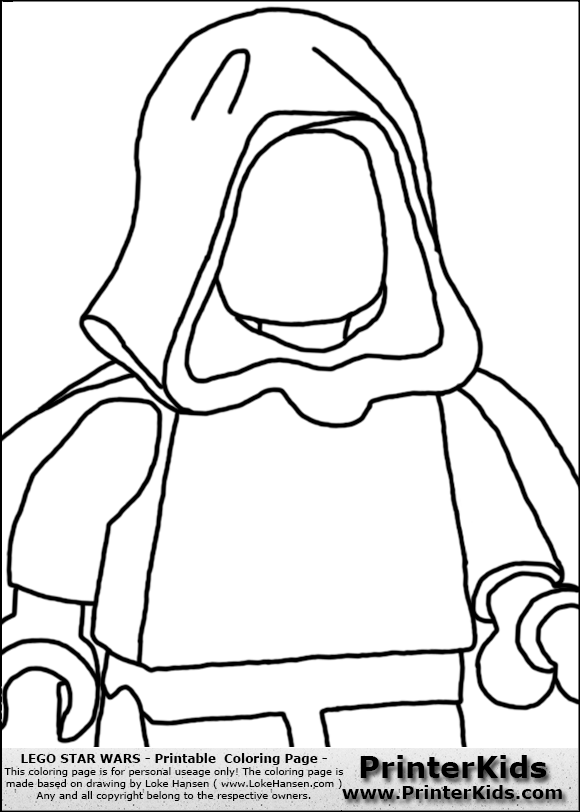 Free Lego Man Black And White, Download Free Clip Art