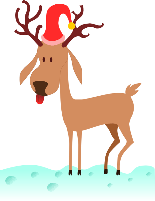small resolution of free to use public domain reindeer clip art