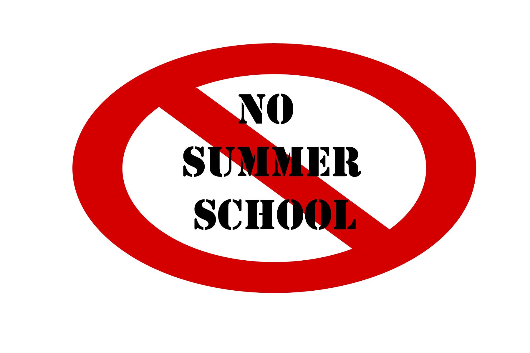 hight resolution of summer school