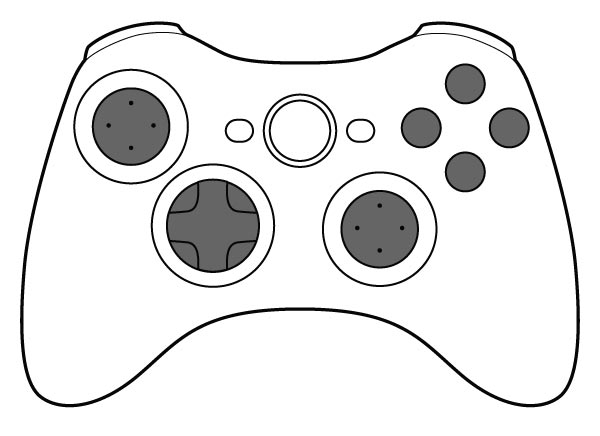 Free Video Game Controller, Download Free Clip Art, Free