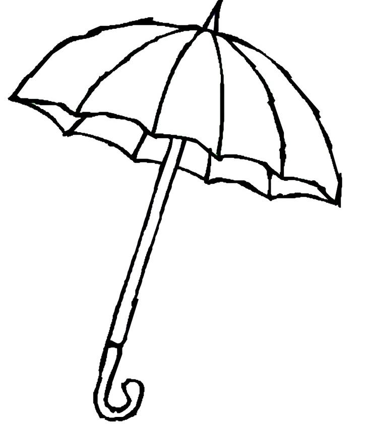 Free Umbrella Template, Download Free Clip Art, Free Clip