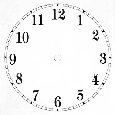 Free Blank Clock Face, Download Free Clip Art, Free Clip