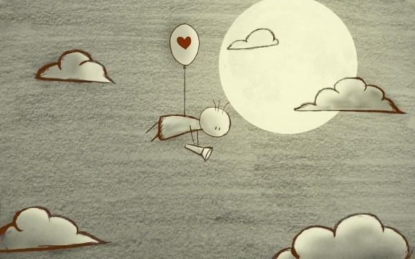 Free Love Drawings Clip Art