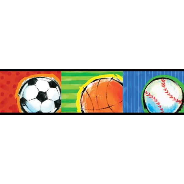 Sports Border Clip Art