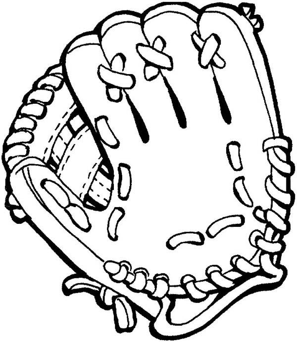 Free Baseball Mitt, Download Free Clip Art, Free Clip Art