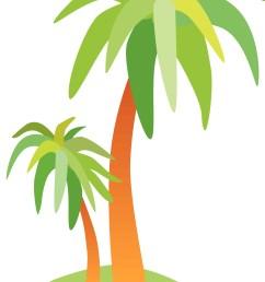 palm tree island clip art car pictures [ 2200 x 3300 Pixel ]
