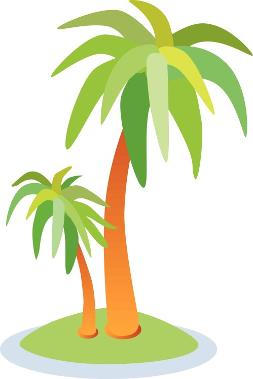 small resolution of palm tree island clip art car pictures