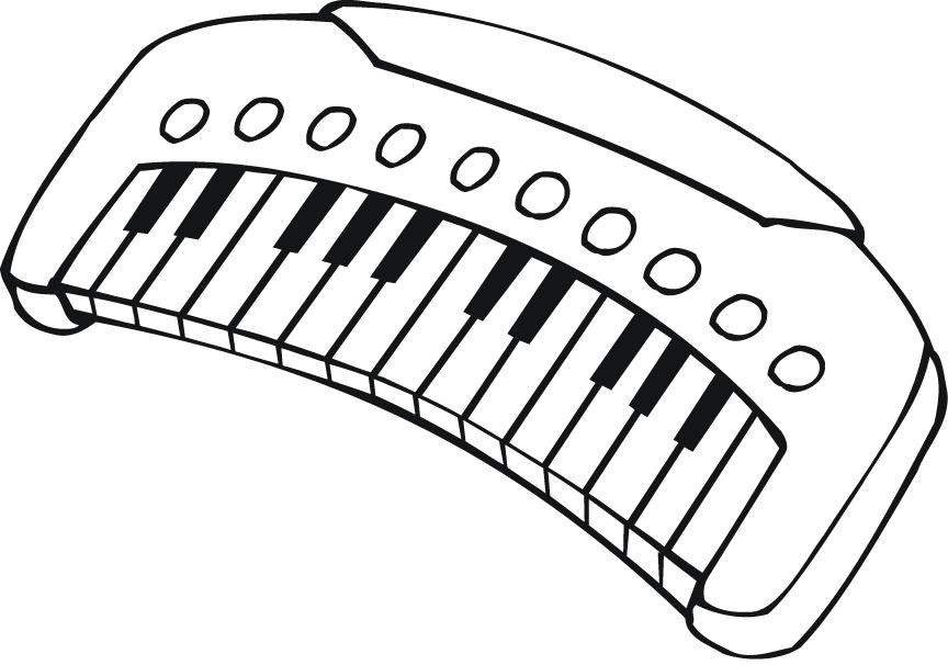 Free Music Keyboard Pictures, Download Free Clip Art, Free