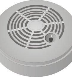 smoke alarm free clipart free clip art images [ 959 x 834 Pixel ]