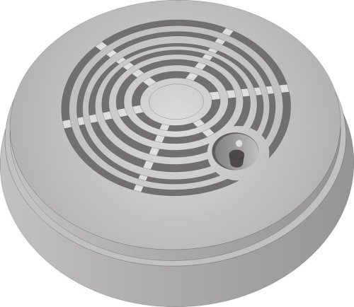 small resolution of smoke alarm free clipart free clip art images