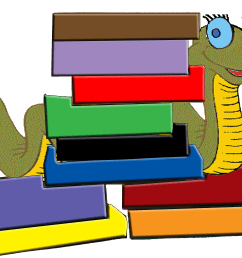 book worm clipart black and white clipart library free clipart [ 3300 x 2475 Pixel ]