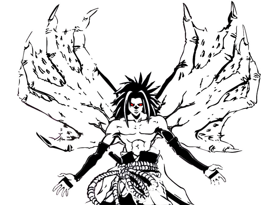 aqensimet curse mark sasuke