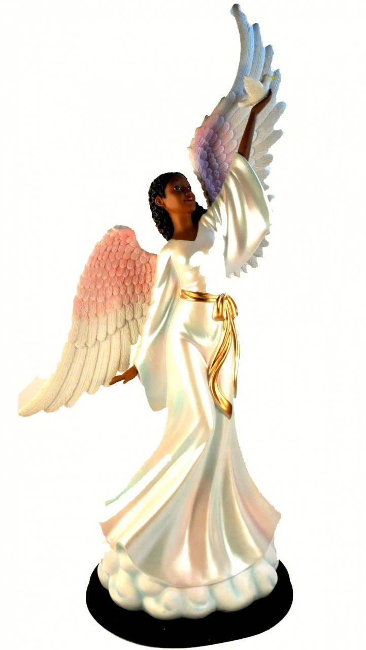 Free Pictures Of African American Angels Download Free