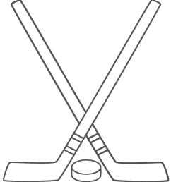 free hockey stick clipart [ 1100 x 1200 Pixel ]