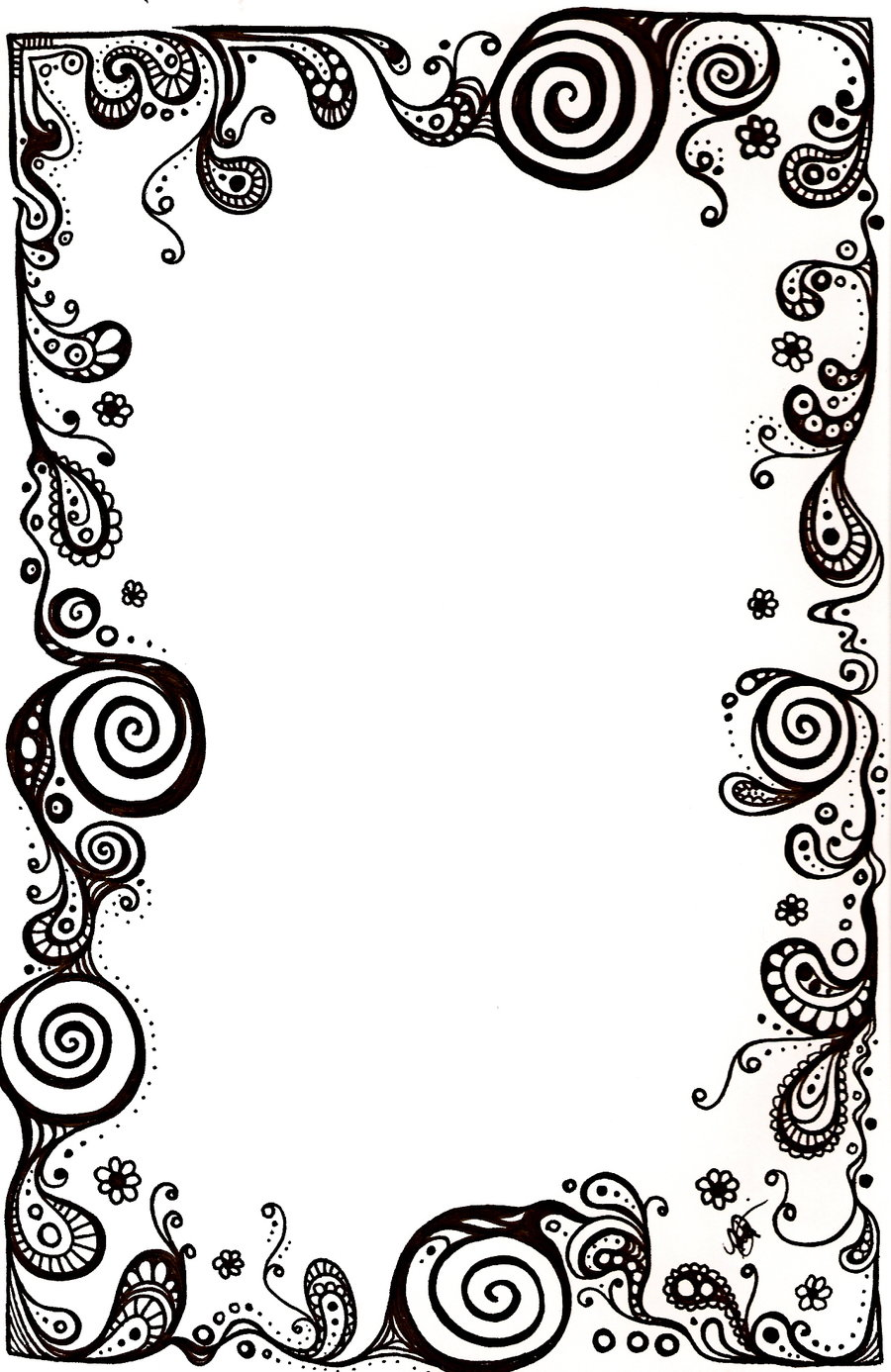 Free Cool Border, Download Free Clip Art, Free Clip Art on