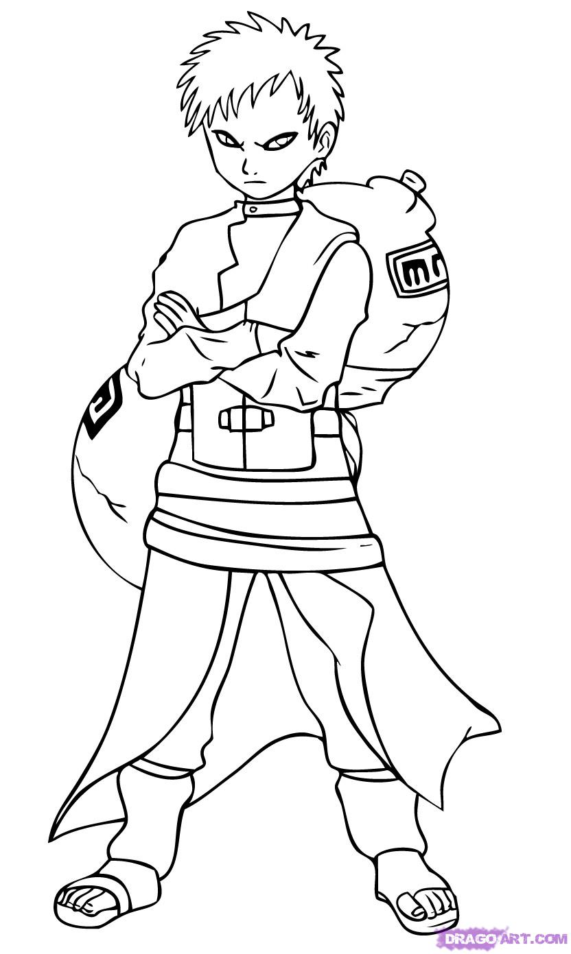 Free Naruto Draw Easy, Download Free Clip Art, Free Clip
