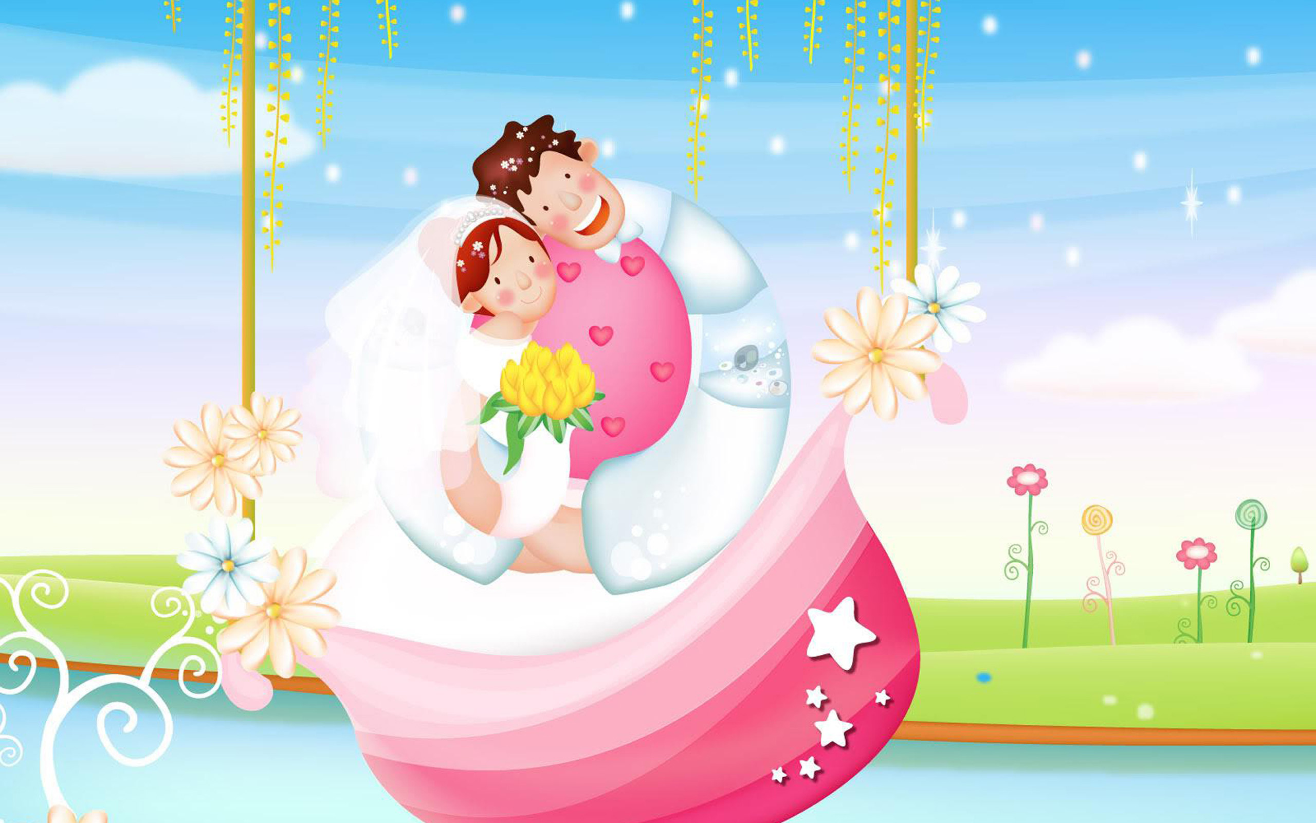 Cute Cartoon Couple Wallpapers For Mobile Free Love Couple Cartoon Pictures Download Free Clip Art