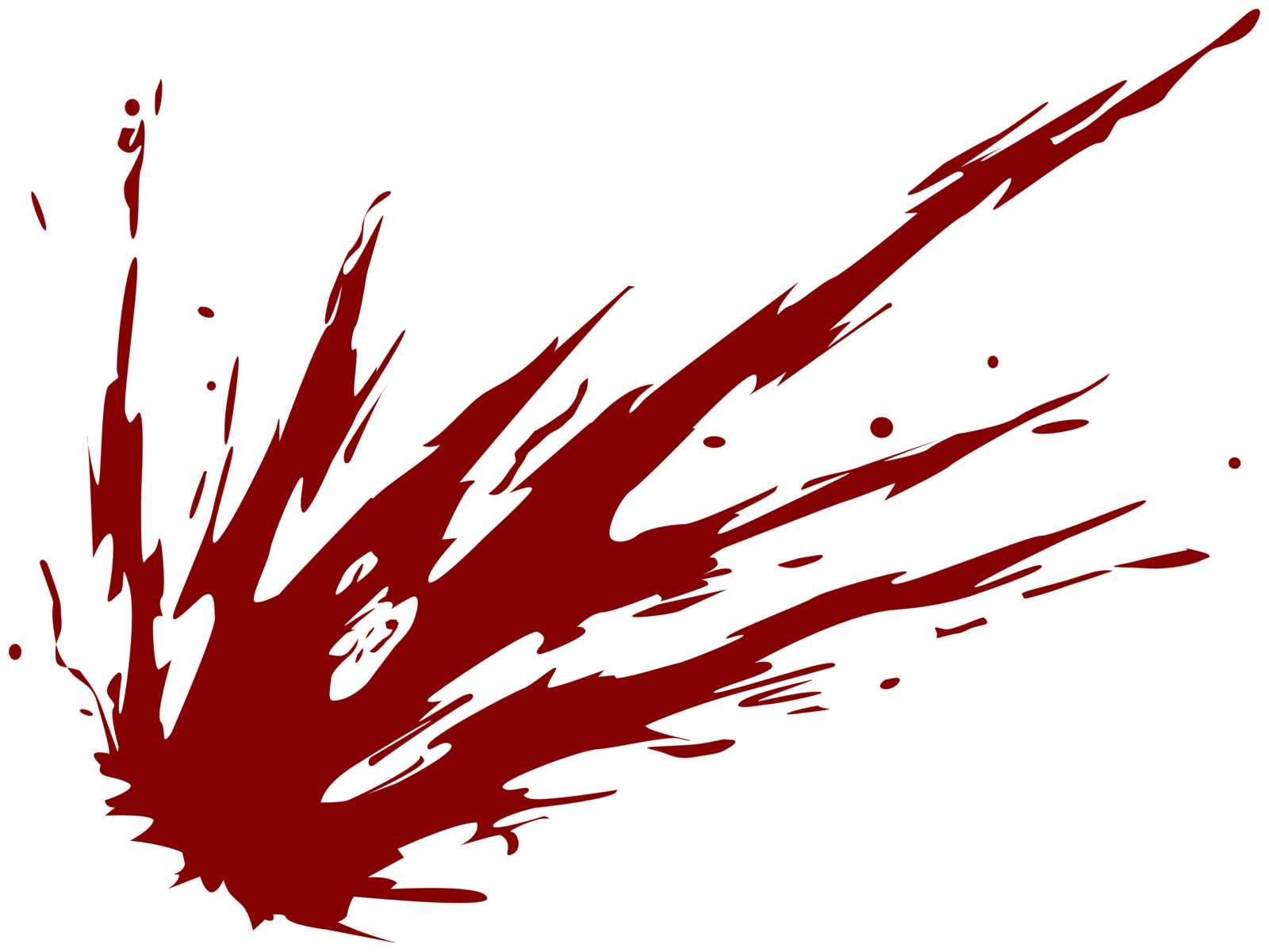 hight resolution of blood splatter png picture clipart free clip art images