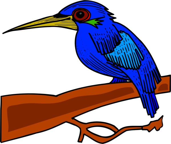 Free Cartoon Birds Clip Art