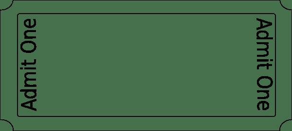 Free Ticket Borders, Download Free Clip Art, Free Clip Art