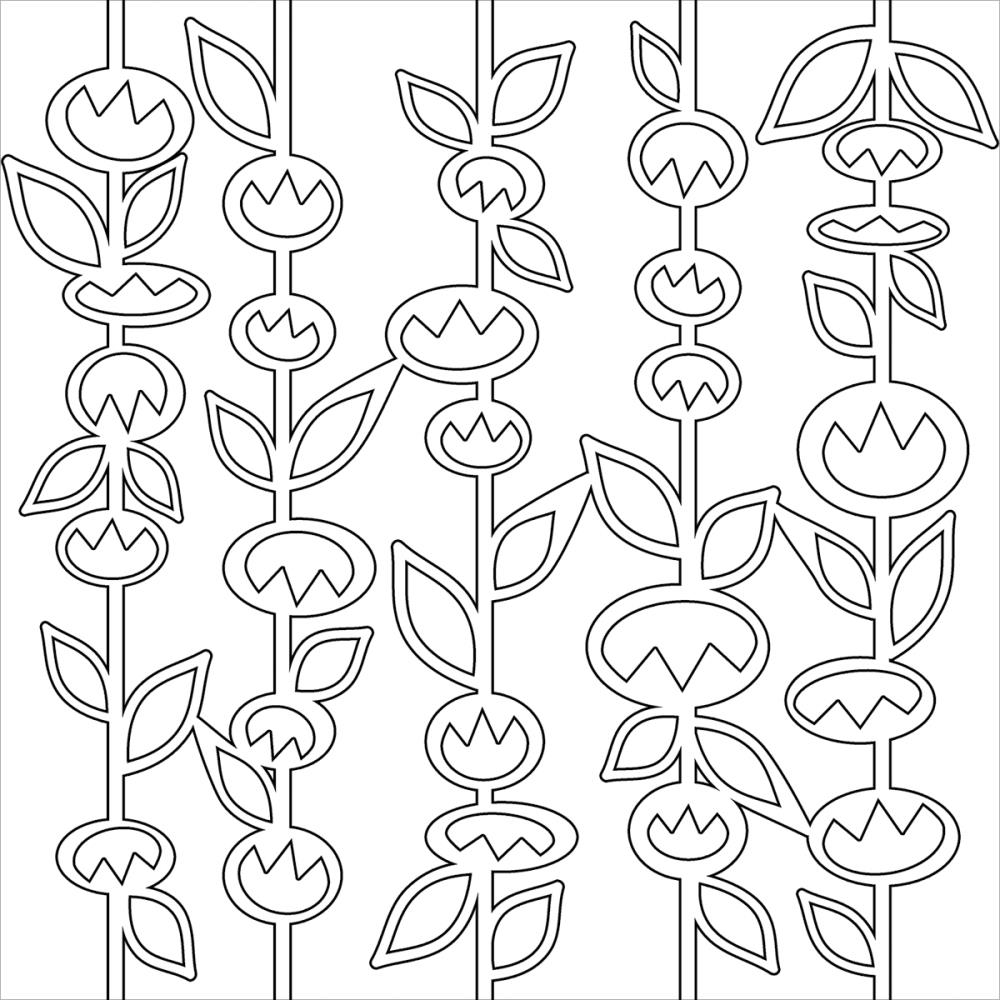 Free Flowers Template, Download Free Clip Art, Free Clip