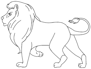 Free How To Draw A Lion Step By Step, Download Free Clip