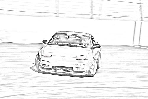 S13 240sx Coloring Pages
