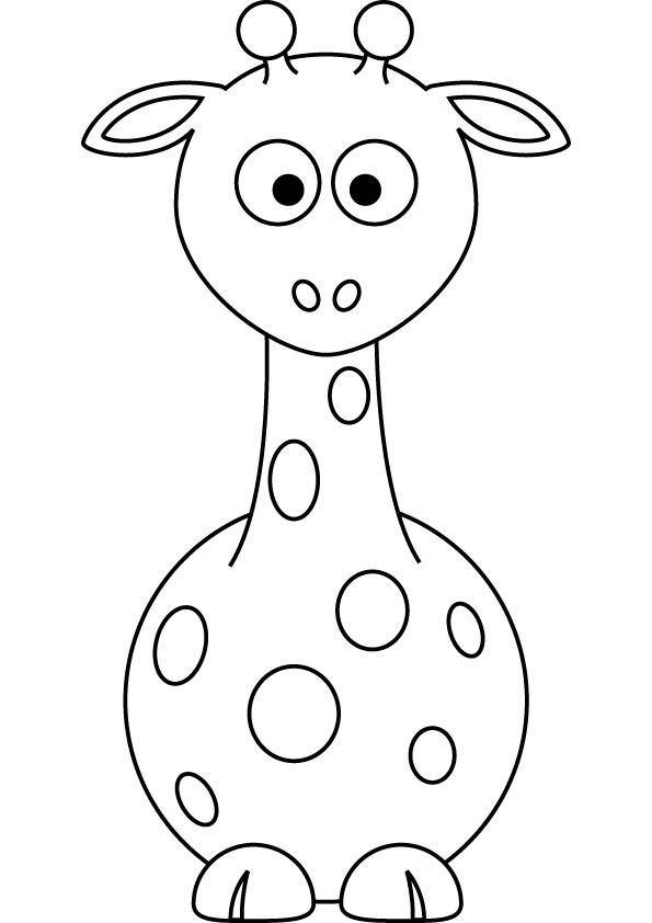 Free Giraffe Cartoon Pictures Cute, Download Free Clip Art