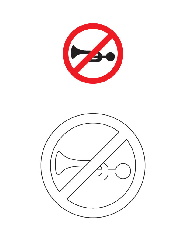 Free Printable No Parking Signs, Download Free Clip Art