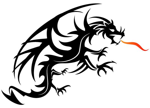 free dragon pics