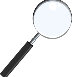 kid with magnifying glass and book clipart clipart library free [ 901 x 1000 Pixel ]