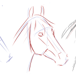 Free Horse Drawing Download Free Clip Art Free Clip Art On Clipart Library