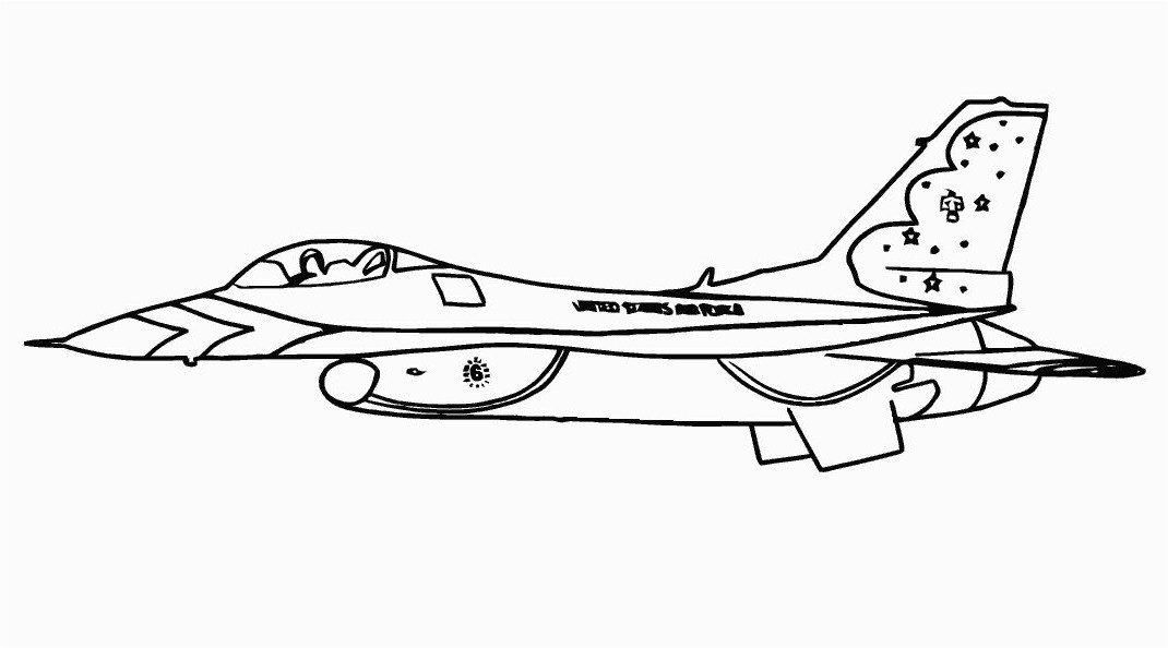 new 2014 printable airplan coloring pages for preschoolers