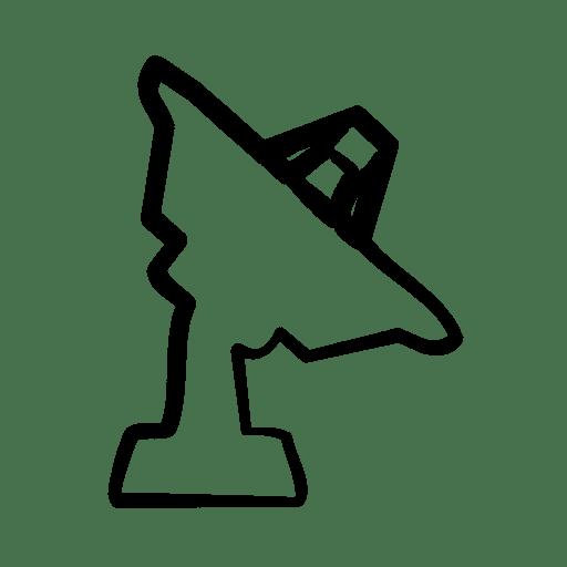 Free Satellite Dish Icon, Download Free Clip Art, Free