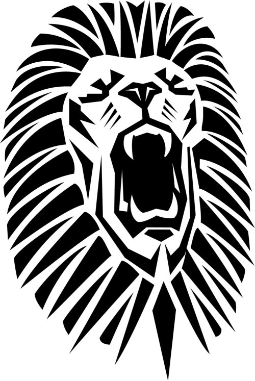 small resolution of roaring lion artwork images pictures becuo